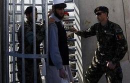 Afghanistan phóng thích 65 tù nhân Taliban