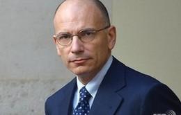 Italy: Thủ tướng Letta tuyên bố từ chức