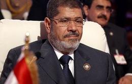Ai Cập: Xét xử cựu Tổng thống Morsi