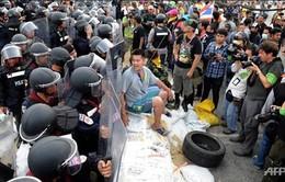 Thái Lan: Người biểu tình bao vây toà nhà Chính phủ