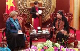 Unicef sẽ tiếp tục phối hợp với Việt Nam trong thực hiện quyền trẻ em