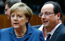 Pháp – Đức nỗ lực tháo gỡ bất đồng