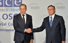 Ngoại trưởng Ukraine kêu gọi quốc tế lên án các lực lượng cực đoan