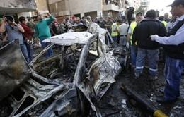 Nổ bom kép ở Lebanon, 4 người thiệt mạng