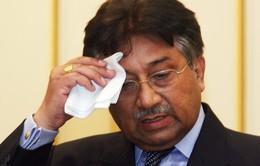 Cựu Tổng thống Pakistan hầu tòa