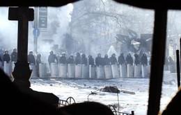 Nga phản ứng về tình hình Ukraine