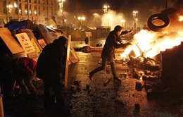 Các nước lên án bạo lực tại Ukraine