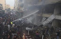 Lebanon: Nổ bom xe làm 8 người thiệt mạng
