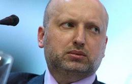 Ukraine có Tổng thống lâm thời