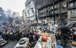 Ukraine: Hai phe biểu tình xô xát ở Crimea