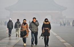 Ngày thứ 6 liên tiếp ô nhiễm không khí trầm trọng ở Bắc Kinh