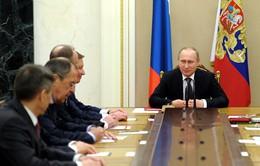 Nga đặt lực lượng vũ trang phía Tây vào tình trạng báo động