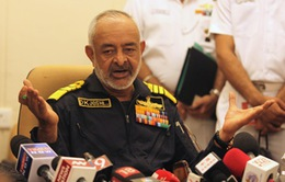 Tư lệnh Hải quân Ấn Độ từ chức sau tai nạn tàu ngầm