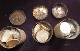 Mỹ: Tìm thấy hũ vàng trị giá 10 triệu USD