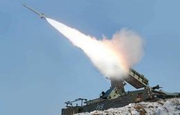 Triều Tiên phóng thử tên lửa