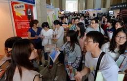 Trung Quốc: Thị trường việc làm khó khăn