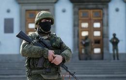 Ukraine: Diễn biến căng thẳng tại Crimea