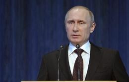 Thượng viện Nga phê chuẩn sử dụng quân đội tại Ukraine