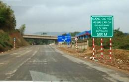 Thông xe kỹ thuật tuyến cao tốc Nội Bài – Lào Cai