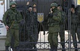 Nhiều quan chức quân sự Ukraine ly khai khỏi Kiev