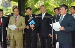 Campuchia: Ủy ban hỗn hợp hai chính Đảng họp phiên đầu tiên