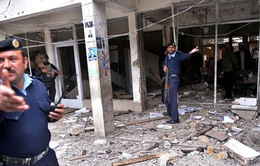 Pakistan: Tấn công liều chết vào tòa án, 11 người chết