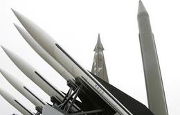 Triều Tiên phóng 2 tên lửa tầm ngắn