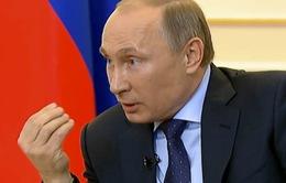 Thông điệp của Nga trong cuộc khủng hoảng Ukraine