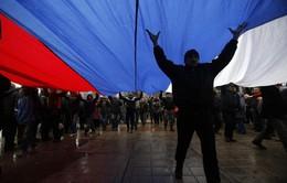 Người dân Crimea hy vọng vào trưng cầu dân ý