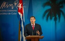 Cuba đồng ý đàm phán bình thường hóa quan hệ với EU