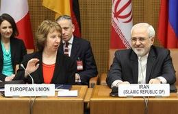 EU: Còn nhiều thử thách để có thỏa thuận hạt nhân cuối cùng với Iran