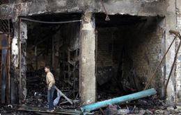 Iraq: Đánh bom liều chết đẫm máu