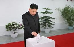 Ông Kim Jong-un giành được sự ủng hộ tuyệt đối
