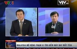 Malaysia: Hủy họp báo vụ máy bay mất tích