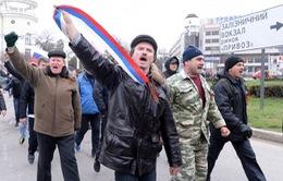 Nga: Tuyên ngôn độc lập của Crimea là hợp pháp