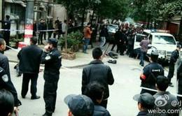 Trung Quốc: Tấn công bằng dao gây thương vong lớn