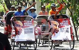 Indonesia khởi động chiến dịch tranh cử Quốc hội