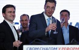 Kết quả sơ bộ bầu cử Quốc hội ở Serbia