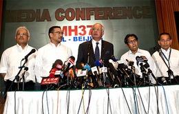 Malaysia đề nghị 25 nước phối hợp tìm kiếm máy bay mất tích