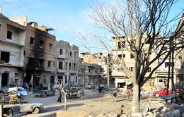 Quân đội Syria giành lại quyền kiểm soát Yabroud