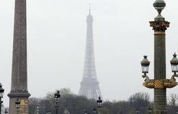 Pháp hạn chế giao thông để đối phó ô nhiễm
