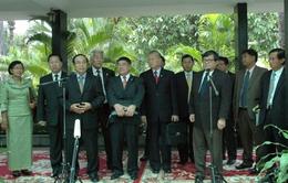 Hai chính Đảng ở Campuchia tiếp tục đàm phán