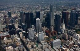 Los Angeles rung chuyển vì động đất