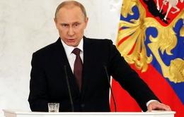 Crimea đã là một phần lãnh thổ của Nga