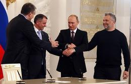 Tòa án Hiến pháp Nga ra phán quyết về hiệp ước sáp nhập Crimea