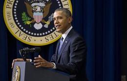 Tổng thống Mỹ loại trừ hành động quân sự tại Ukraine