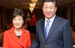 Lãnh đạo Trung – Hàn gặp nhau tại Hà Lan