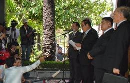 Campuchia: Cuộc gặp hai chính Đảng thất bại