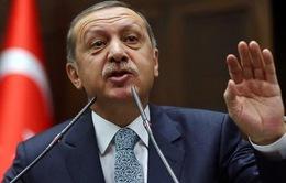 Thổ Nhĩ Kỳ bắn rơi máy bay Syria