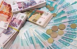 Đồng ruble Nga chính thức lưu thông tại Crimea